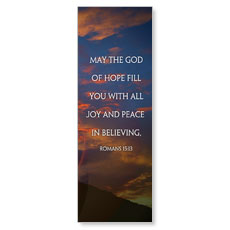 His Story Our Hope R Banner