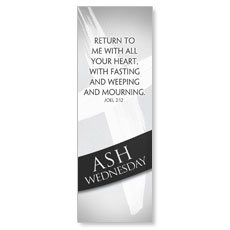 Easter Ribbon Ash Banner