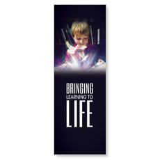 Learning to Life Banner