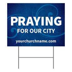 Flourish Praying For Our City