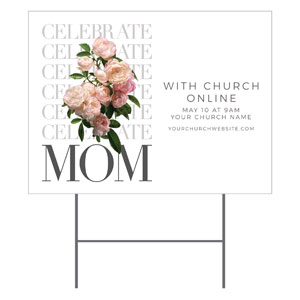 Mother's Day Flowers Online YardSigns