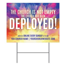 Sunrise Paint Church Deployed