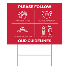 Red Guidelines