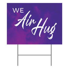 Love Never Fails Air Hug